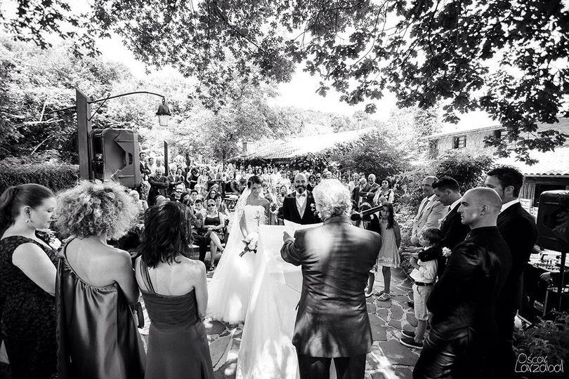 Ceremonia de Laura Satué Wedding Planner
