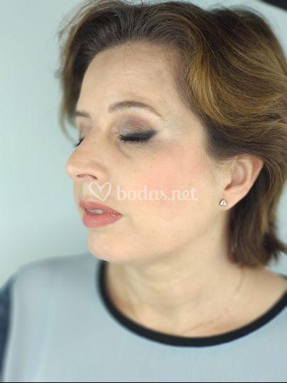 Maquillaje muy sencillo