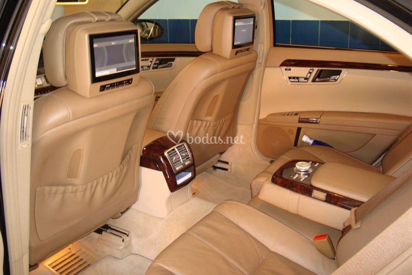 Mercedes Clase S Largo DMG VIP