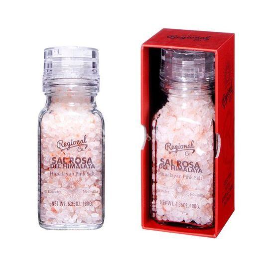 Pack sal rosa del Himalaya