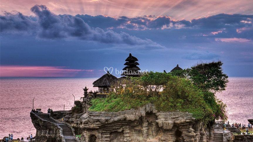 Tanah Lot temple - Bali