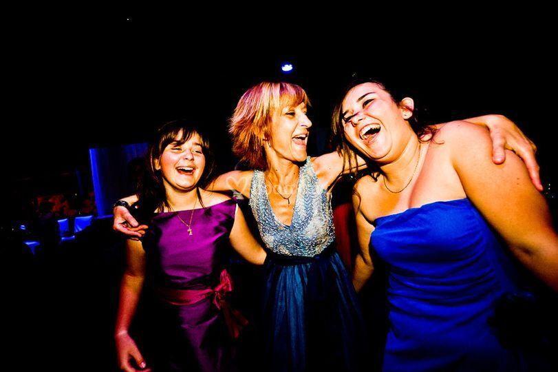 En el baile