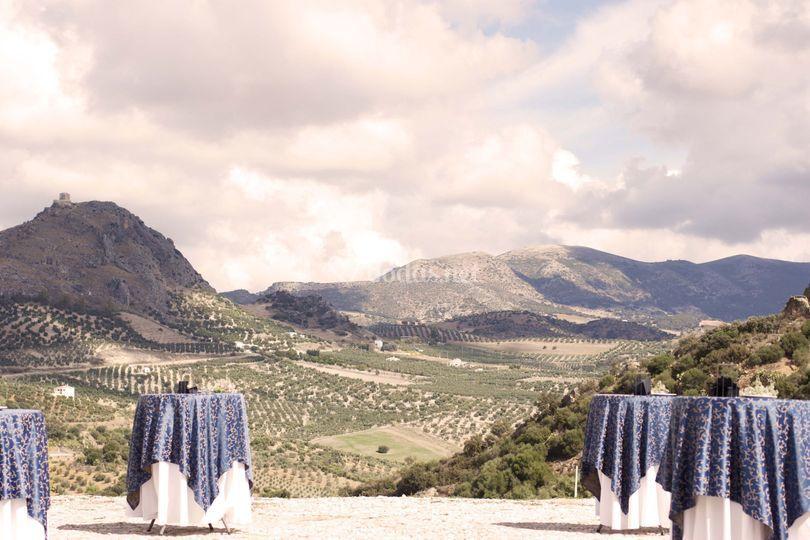 La sierra, bodas con encanto