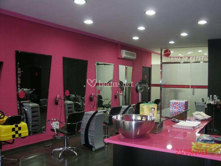 Espacio de peluquería