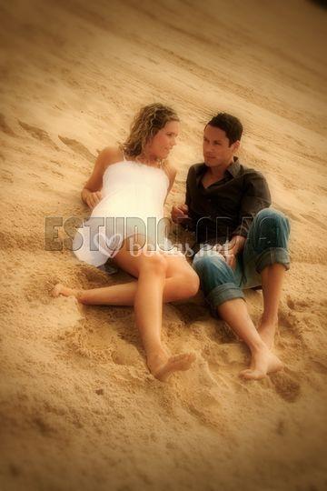 Iria y Juan