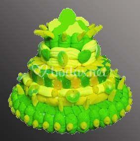 Pastel de Chuches Mojito,regal