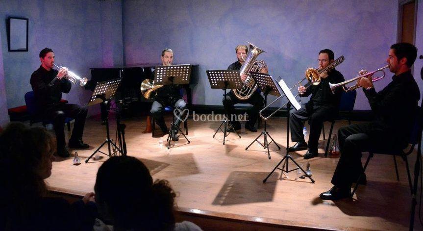 United Brass Quintet