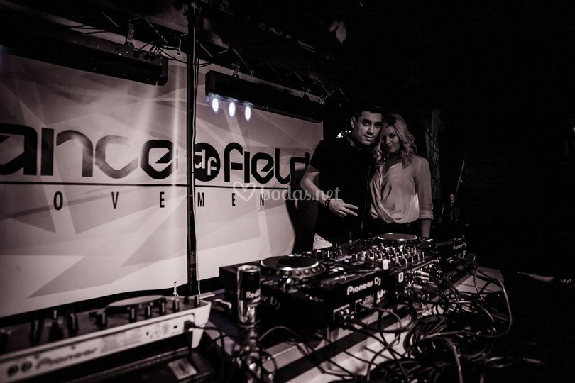 DJs en directo