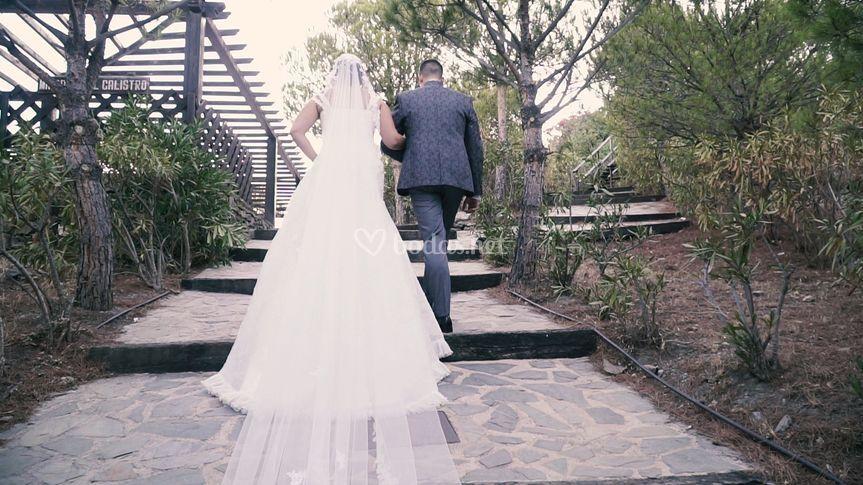 Flame Wedding Films ©