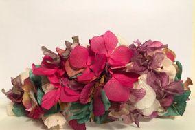 Charlotte - flower accessories