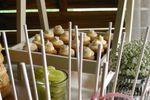 Cakepops verde menta y rosa