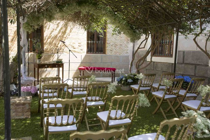 Experiencia en bodas civiles