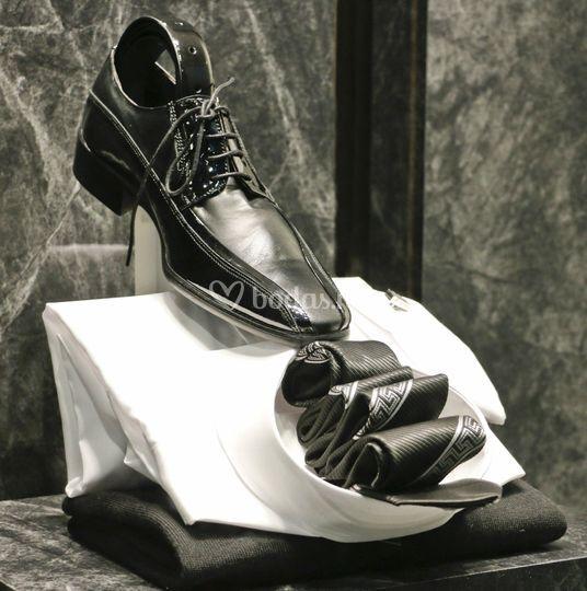 Zapato y complementos