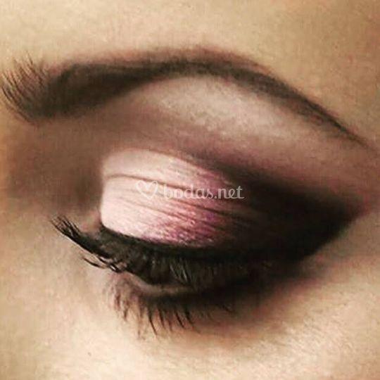 Maquillaje Ojo Novia