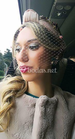 Elena higuera makeup