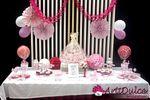 Mesa dulce para comunión