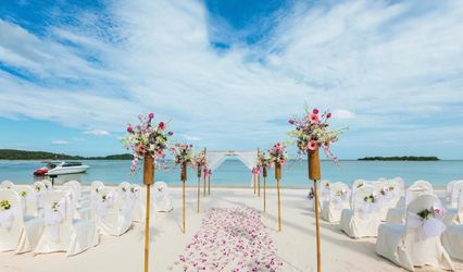 Luxury Wedding Design 1