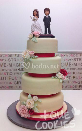 Cake Jaume & Lidia
