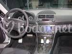 Mercedes lujo interior