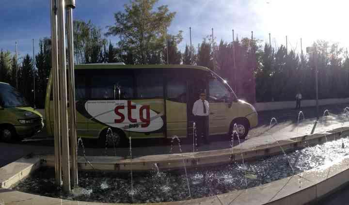 Microbuses para boda