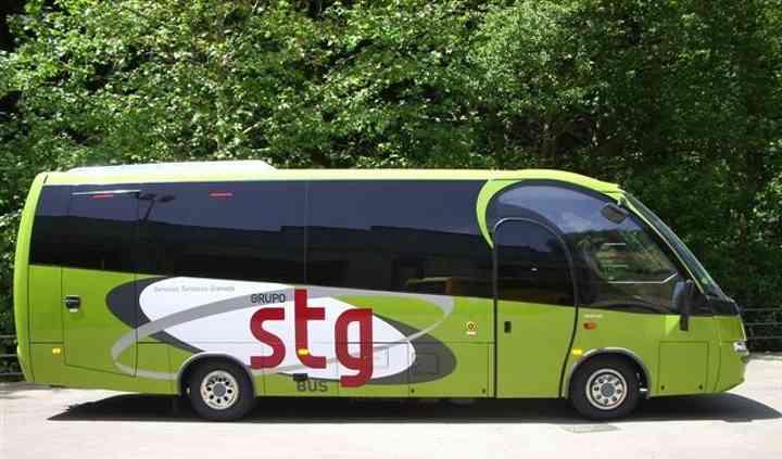Bus para 30 pasajeros