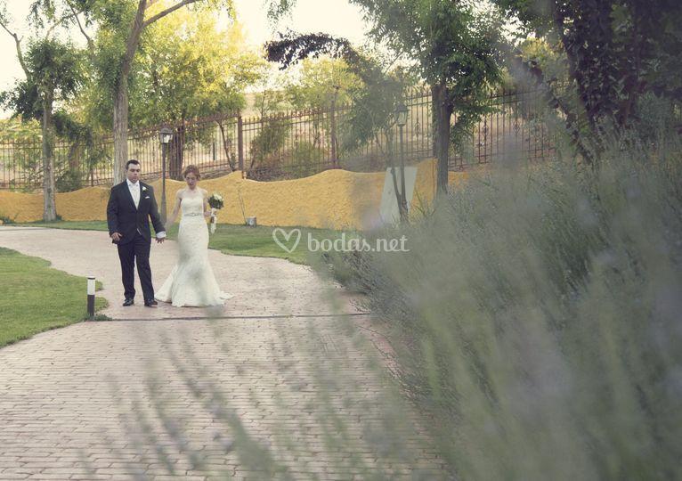 Boda de Javier y Sandra