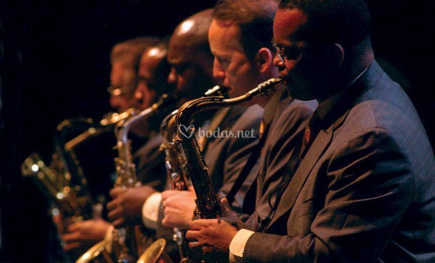 Formaciones de jazz