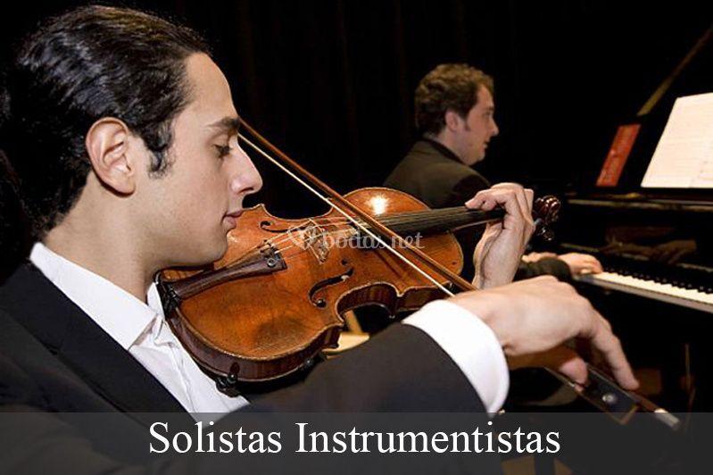 Solistas Instrumentistas
