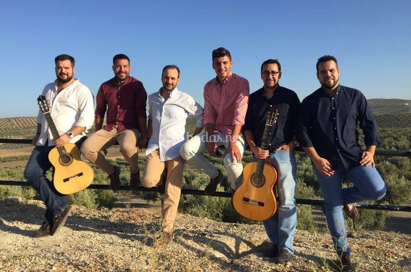 Formación Grupo Cantares