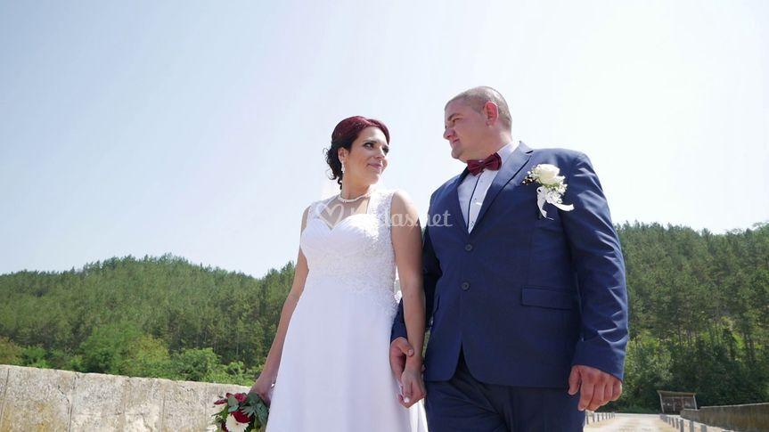 Iva y Tisho