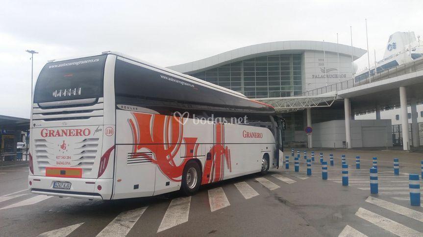 Vip - 60 plazas. 2018