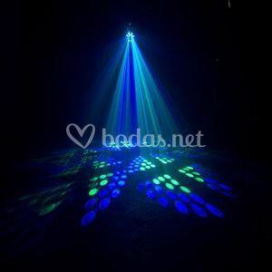 Efectos Luz DJ Plus Arts