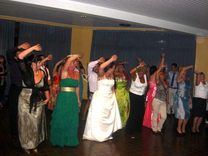 Baile Boda Dj Plus Arts