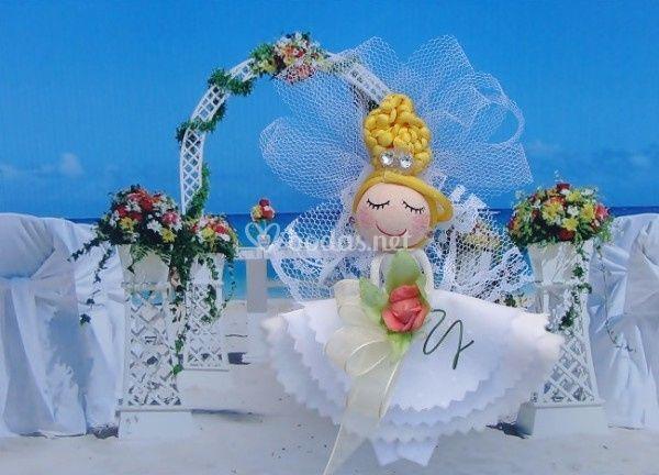 Cuqui novia