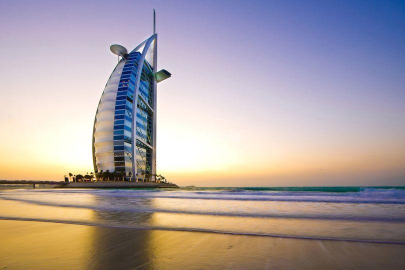 Dubai - Luna de miel