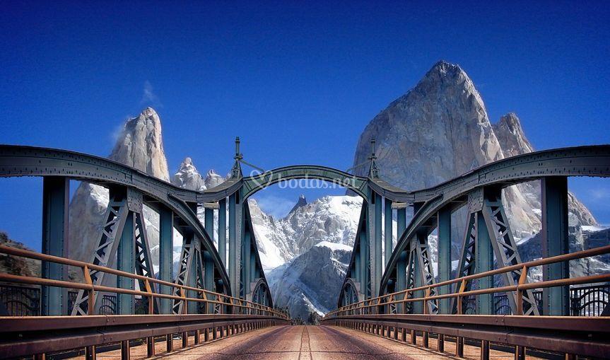 Patagonia - Luna de miel