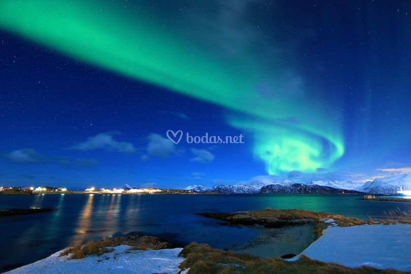Noruega - Luna de miel