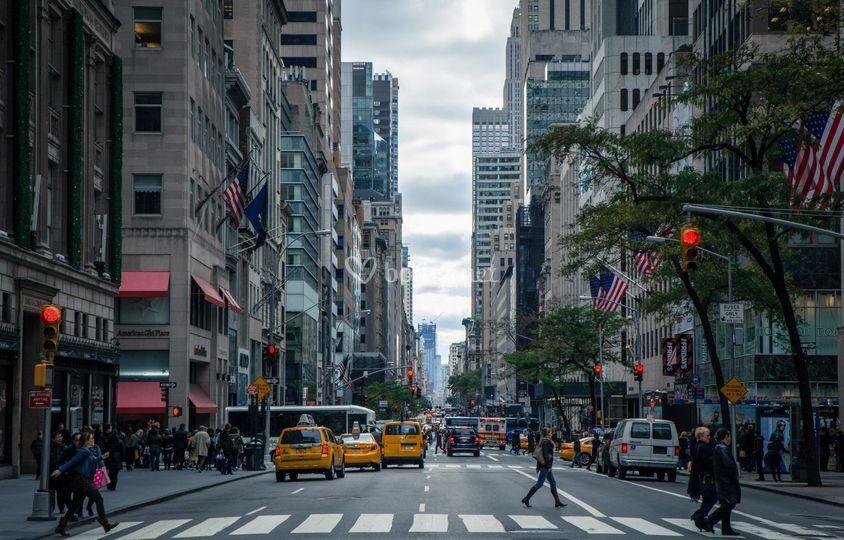 Nueva York - Luna de miel
