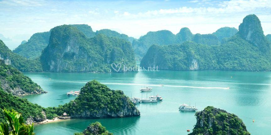 Vietnam - Luna de miel