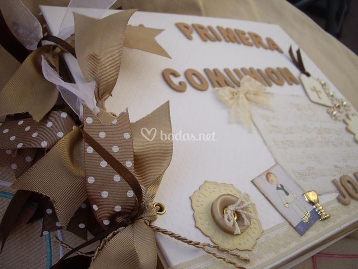 Libros de comunión