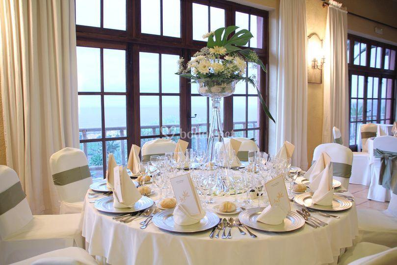 Propuestas elegantes para la boda