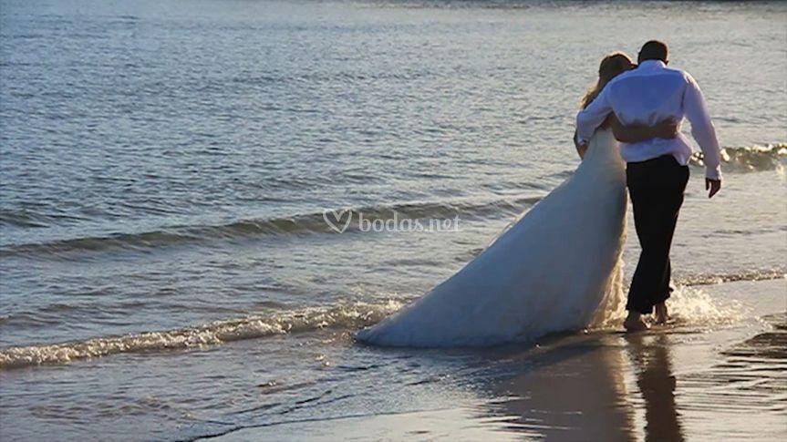 Vídeo de boda en Cadiz