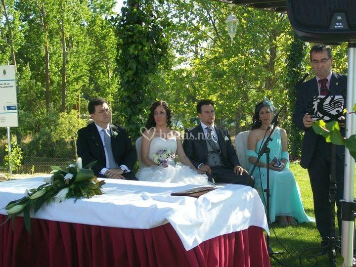 Microfonía para ceremonias