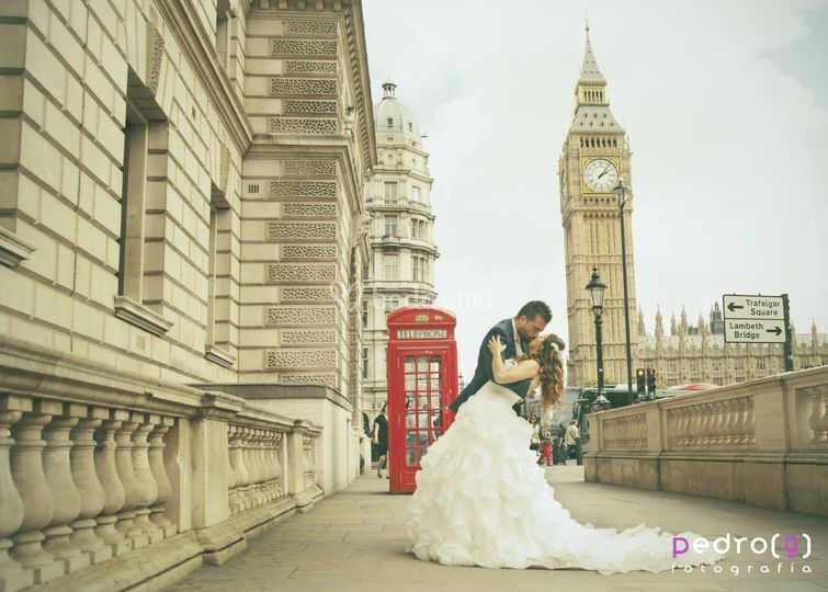 Postoda en Londres