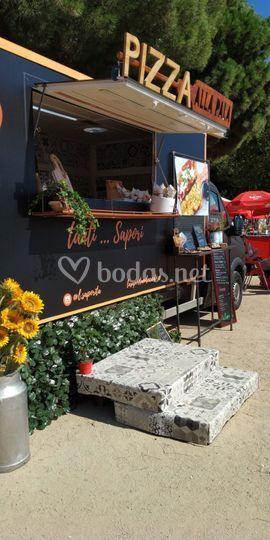 Foodtruck La Saporita