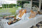 Buffet panes y quesos