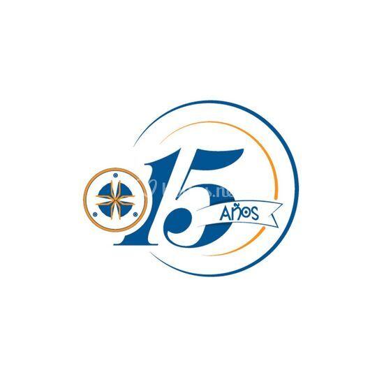 Logo 15 años