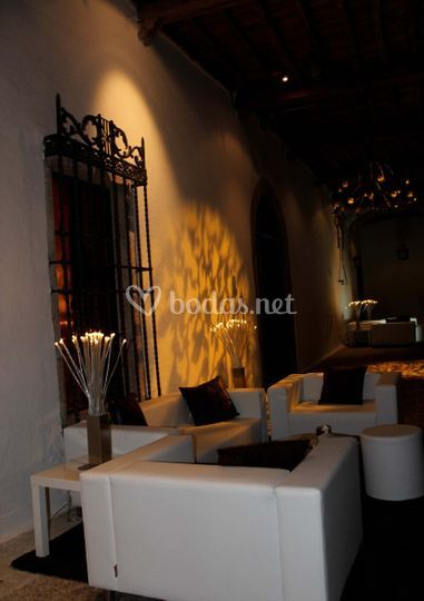 Ambiente Chill Out Claustro