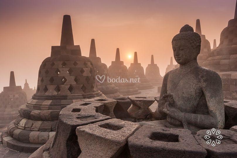 Borobudur, Yogyakarata