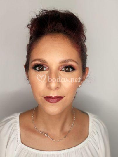 Maquillaje de postboda